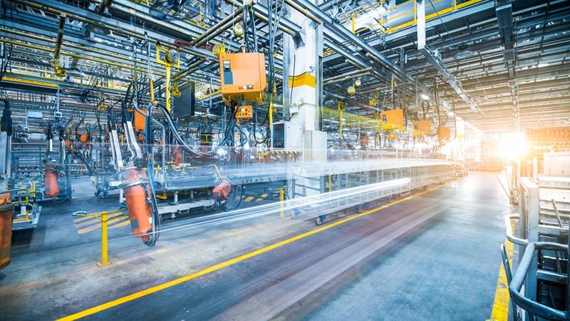smart factory fábrica inteligente